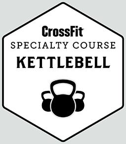 Cfsc kettlebell white